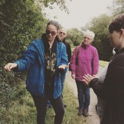 Foraging Walks